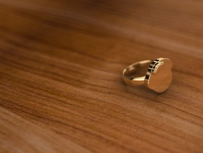 Pikabu Classical RIng 14k gold 6,5size  in 14K Gold