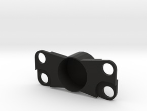 Tarot 2d Front Gimbal Mount - TBS Discovery in Black Strong & Flexible