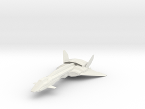 1/144 Condor Long Range Attack Fighter in White Strong & Flexible