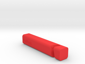 PadFoot - stand for iPad in Red Strong & Flexible Polished