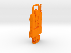 Geodimeter 600 Fob 2 in Orange Strong & Flexible Polished