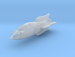 Terran Battle Rocket Arion in Frosted Ultra Detail