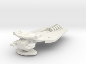 3 Spinal Mount Cruiser in White Strong & Flexible