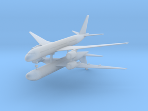 1/700 Boeing 787-800 Dreamliner (x2)  in Frosted Ultra Detail