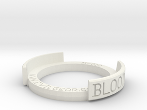 RingThing™ Bloodied in White Strong & Flexible