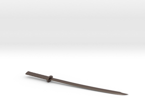 Katana letter opener in Stainless Steel