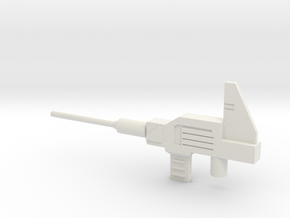 Sunlink - Datson v1 Gun in White Strong & Flexible