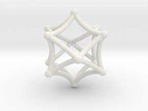 Octacube in White Strong & Flexible