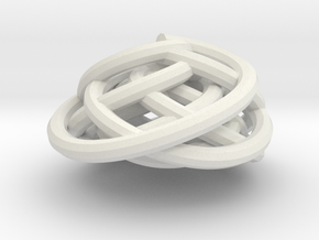 Swirl (16) in White Strong & Flexible