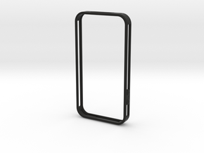 iphone4 bumper MG03 in Black Strong & Flexible