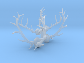 1/48 Elk and Deer antlers in Frosted Ultra Detail
