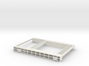 Thinkpad Caddy for Micro SATA to 44pin IDE Adapter in White Strong & Flexible