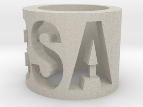 Bsa Imprint Slide in Sandstone