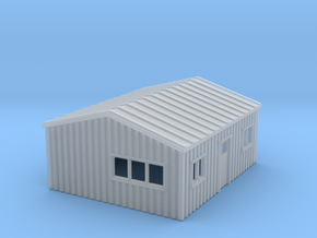 Z Scale Yard Office in Frosted Ultra Detail