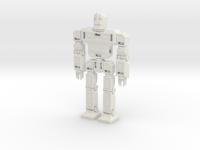 Humanoid in White Strong & Flexible