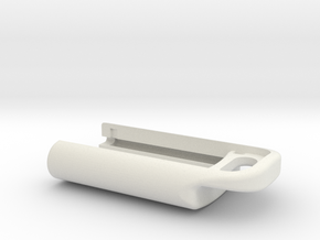 Steinberg Dongle protector-body in White Strong & Flexible