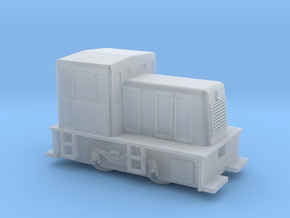 GE25T Locomotive - Z scale in Frosted Ultra Detail