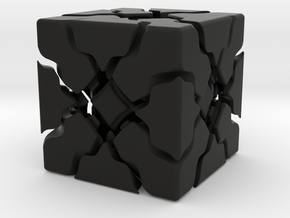 Breeze Cube in Black Strong & Flexible