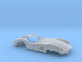 1/24 Aston Martin DBR1 in Frosted Ultra Detail