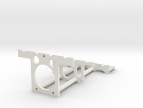 NMR Tube Stand Trimmed Down in White Strong & Flexible
