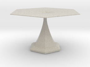 Small side table 3 in Sandstone