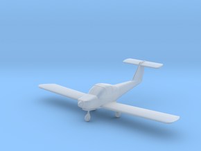 Piper Tomahawk - Z Scale in Frosted Extreme Detail