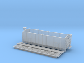 GR1A  N Scale in Frosted Ultra Detail