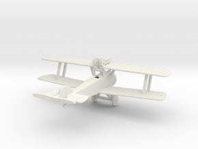 1/144 Sopwith Camel Comic in White Strong & Flexible