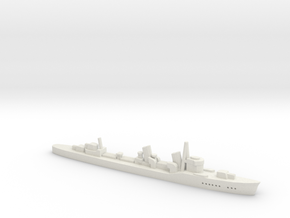 Fubuki (Fubuki class) 1:1800 in White Strong & Flexible