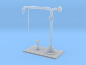 Colonna Idrica / water crane scale1/87 in Frosted Ultra Detail