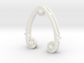 Smaller Widget #2 of 4 in White Strong & Flexible Polished