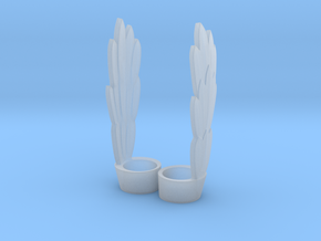 Stratos' Wings for Minimate (pair) in Frosted Ultra Detail