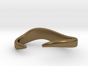 c elegans in Raw Bronze