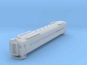 N Scale CN CCF MU Motor Car Body in Frosted Ultra Detail