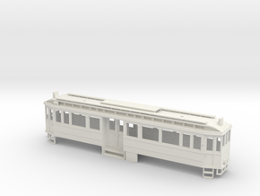 Chassis Vierachser K-Bahn 1912 in White Strong & Flexible