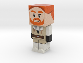 Obi Wan Kenobi (Star Wars) in Full Color Sandstone