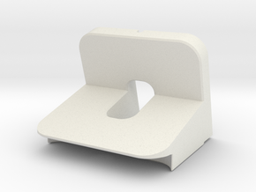 PREHITI iPhone 5 Dock in White Strong & Flexible