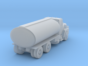 Mack Tank Truck Ultra - Zscale in Frosted Ultra Detail