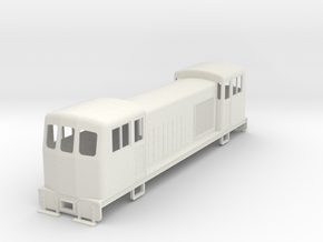 On30 double cab conversion  in White Strong & Flexible