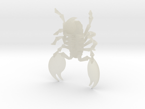 scorpion or hd in Transparent Acrylic
