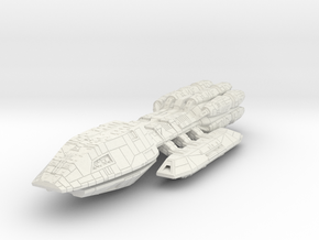 Pegasus Refit in White Strong & Flexible