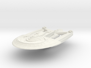 Carolina Class Cruiser in White Strong & Flexible