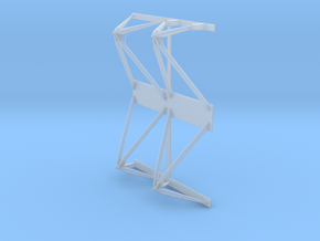 06-J mission - Landing Gear Outrigger in Frosted Ultra Detail