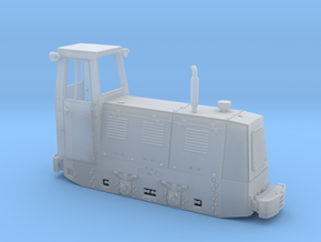Feldbahnlok UNIO LDI 45 Spur 0f 1:45 in Frosted Ultra Detail