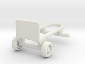 Rokenbok Handtruck in White Strong & Flexible
