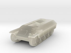 Vehicle- Katzchen APC (1/87th) in Transparent Acrylic