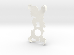 IP5 Fruits in White Strong & Flexible Polished