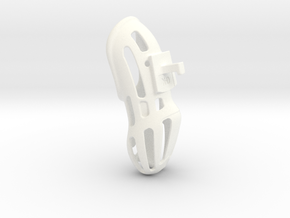 "KHD V2.1 SUMMER ""Long edition"" - tube in White Strong & Flexible Polished"