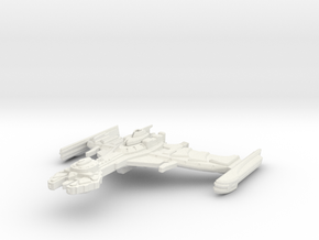 K'utla Class Cruiser in White Strong & Flexible