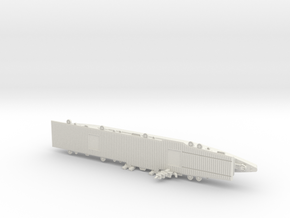 USS Princeton CV 1/1800 in White Strong & Flexible